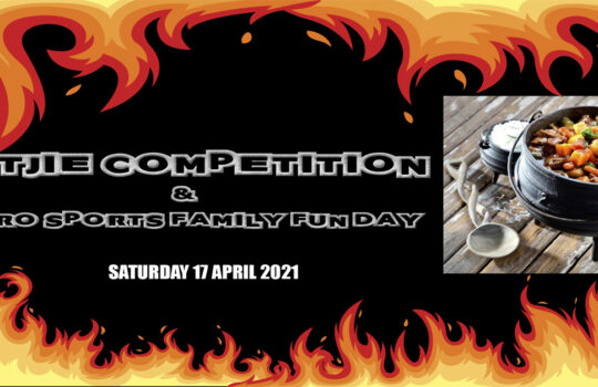 Potjie Competition & Retro Sports Day